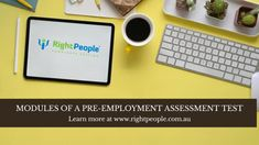 Why should you employ pre-employment tests to evaluate any candidate? The assessment is web-based and covers different modules to evaluate an individual. Let's discuss in detail.  #business #online #company #best #services #candidate #employee #hiring #interviews Executive Summary, Assessment, Australia, Learning, Detail, Business, People, Business Illustration, People Illustration
