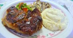 BUTTER MARINADE FOR STEAKS    I love frying my Rib-Eye steaks in a pan, but in order to do that, I find Butter Marinades are awesome! S...