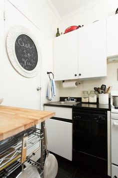 10 Ways to Maximize Space In a Tiny Kitchen