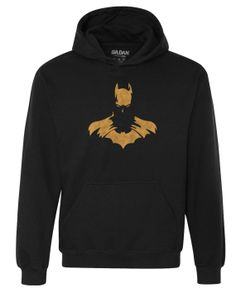 Dark Knight Hoodie Plus Size Clothing Cool Clothing by MindHarvest, $35.00