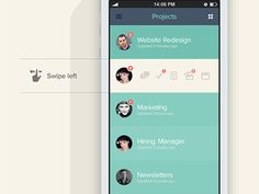 Internal Management App