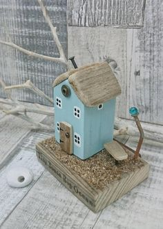 Tiny House Little Wooden Houses Recycled Wood