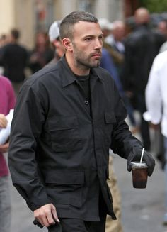 Ben Affleck Photo - Ben Affleck Leaving The Set Of 'The Town'
