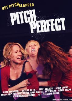 Pitch Perfect (2012)    Director: Jason Moore    Anna Kendrick, Skylar Astin, Rebel Wilson, Anna Camp, Brittany Snow, Elizabeth Banks
