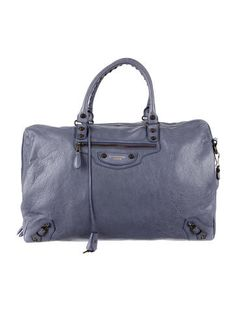 Why even bother traveling if you are not doing it with a Balenciaga Valise Duffel Bag?