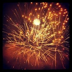 #Lewes Bonfire #Fireworks