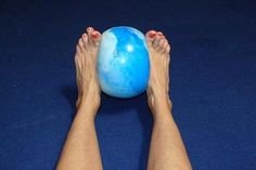 Foot Pronation Exercises involve working to stretch and strengthen the fascia on the bottom of the foot and doing foot eversion exercises. Ankle Exercises, Foot Stretches, Health Tips, Health And Wellness, Physical Therapy Exercises, Yoga For You, Hand Therapy, Foot Pain, Therapy Activities