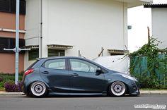 BBS Mazda2 Mazda 2, Car Wheels, Jdm Cars, Custom Cars, Cars Motorcycles, Stance Nation, Ideas, Style, Autos