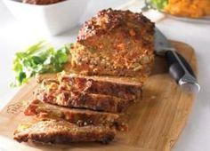 Deliciosa y FÁCIL receta de pastel de carne con chorizo y salsa de chipotle