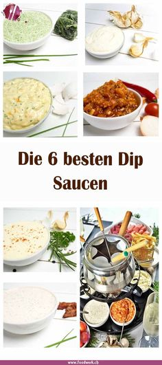Hier wohl die schnellsten Dip Saucen zu Raclette, Grillertem oder Gemüsedipp. Los geht die Dipp Party! Mit dabei: Spieck-Dipp, Eier-Dipp, Spinat-Dipp oder lieber Aili oder Cafe de Paris?