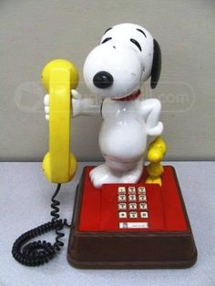 The Snoopy Phone