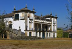 Portugal, Portuguese, The Good Place, Arch, Country, House Styles, Solar, Plantation Houses, 17th Century