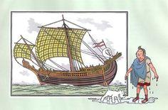 """Résultat de recherche d'images pour """"bateau phénicien"""""""