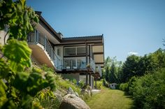 Eine Luxusimmobilie der besonderen Art: The view, ein haus in Kitzbühel, macht das Wohnen erst richtig lebenswert.