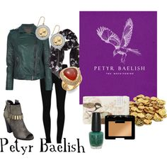 """""""Petyr Baelish"""" by alexis-cece on Polyvore"""