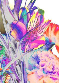 C'est bientôt le printemps! On s'inspire de ses couleurs et de sa joie dans l'art!