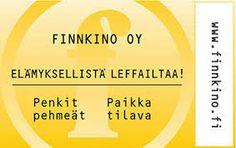 finnkino leffalippu x 2