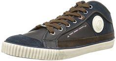 Pepe Jeans London INDUSTRY HALF, Herren Hohe Sneakers, Blau (MARINE 585), 43 EU - http://on-line-kaufen.de/pepe-jeans/43-eu-pepe-jeans-industry-half-herren-hohe-2