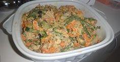 Receita de Salpicão de frango delicioso. Receitas Supreme