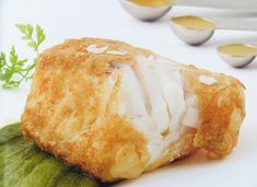 Merluza confitada a 45º C sobre pimientos asados y sopa de arroz de Francis Paniego