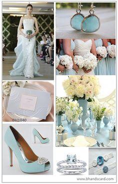 sky blue weddings-bhandscard
