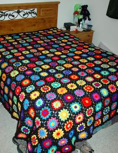 Granny blankets made to order by foreverdesign on Etsy