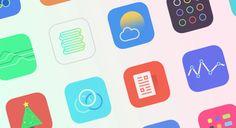 Diseño de apps: el icono perfecto #tips