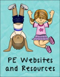 Corkboard Connections: PE Resources and Ideas for Regular Ed Teachers
