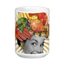 The Kitsch Bitsch © : Famously Festooned! Coffee Mug