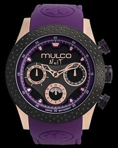 #Mulco Watches - NUIT Collection