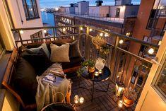 30 Comfortable and Cozy Decor Ideas for the Outdoor Balcony - Shack Revamp - Home Renovations, Home Improvement, Interior Design, Interior Decor, DIY Projects - Ilgım Uz