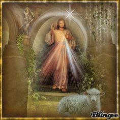 """Lamb Of God"" _Resurrection"