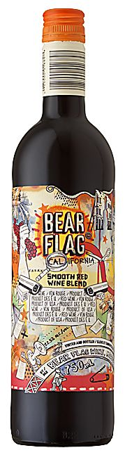 Bear Flag Smooth Red Blend 750 ml