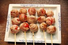 f:id:g-gourmedia:20150122164039j:plain Skewer Recipes, Skewers, Sushi, Buffet, Dinner, Ethnic Recipes, Desserts, Food, Asian