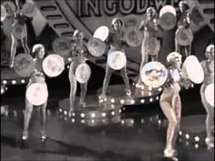 We're In The Money from Busby Berkeley's Gold Diggers of 1933.