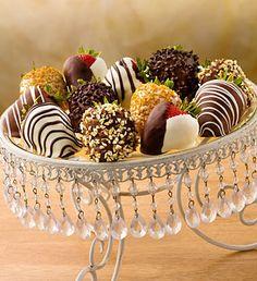 أشهى وأطيب وأجمل حلويات بالشوكولا