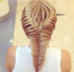 I would love my hair to look like this