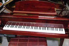 WURLITZER GRAND PIANO/W PLAYER SYSTEM