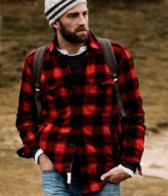 hm-red-flannel-shirt-product-4-2092179-073431974_large_flex.jpg ~ I'm trying to figure out who this might be