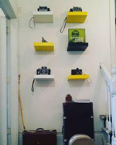 Monday moments...Andy Warhol...polaroid... #inspiration #studio1484 #andywarhol #polaroid