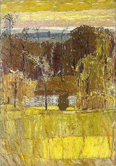 Tom Fairs, A.R.C.A., N.E.A.C. (1925-2007) City view, Waterloo