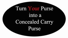 Watch the video to see how easy it is to carry in your existing purse, medium or large, divided or skinny, backpack or - it works Concealed Carry Handbags, Concealed Carry Holsters, Self Defense, Girls Be Like, Carry On, Purses, Restraining Order, Backpack, Guns