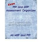 FREE! Use this organizer for your assessments for a unit. Helps you keep your unit on track by helping you visually organize assessments for your lines o...