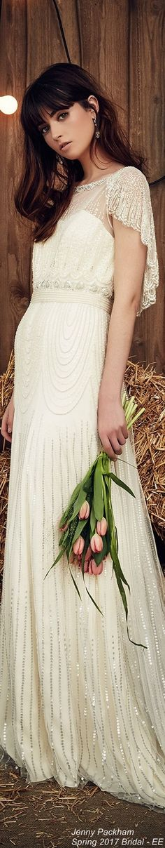 Jenny Packham Spring 2017 Bridal Collection - EE