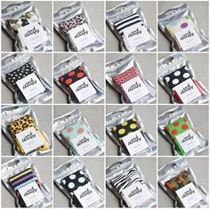 Sock Therapy - The Insolent Socks by FRANCOIS X DELAHAUT, via Behance