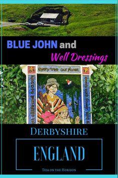 Derbyshire Well dressings 2015 | Cressbrook | Peak District | Derbyshire