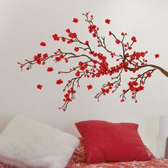 Red Ramage wallsticker