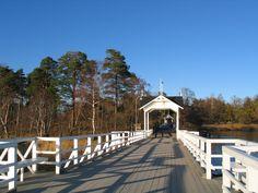 #Seurasaari #Finland #attraction