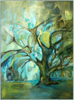 Beautiful Painting from Lauren Barksdale Hill - http://www.laurenbarksdale.com/index.html