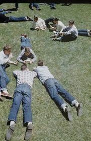 SANFORIZED: 1950's LEVI'S DAILY WEAR